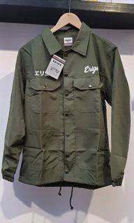 erigo coach  jacket fujinkai olive