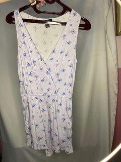 Forever 21 Lilac Jumpsuit