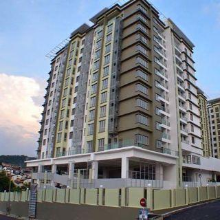 Fully Furnished Freehold Strata Ready Sentral Residence For Sell, Kajang