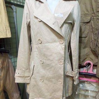 Long Coat Tebal Fit to L
