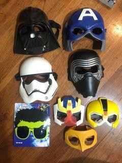 Marvel & Star Wars Mask