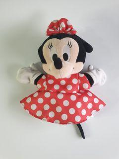 Minnie Mouse hand puppet