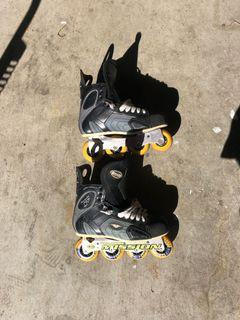 Mission Proto Si Violator Inline Hockey Skates Roller Blades