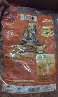 Murang dog food
