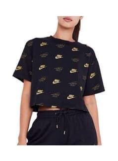NiKE wanita Crop Top  Kaos authentic