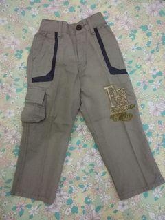 Preloved celana 3-4 tahun