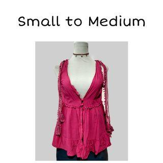 SHOP FOR A CAUSE | Pink Vest Top