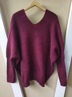Sweater maroon hnm baby hnm kids Zara kids Zara baby mango uniqlo Disney next baby