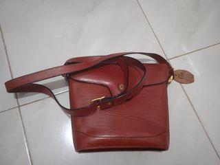 tas kulit asli