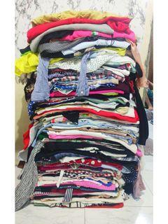 Ukay Pasalo Fashion Polo Blouse