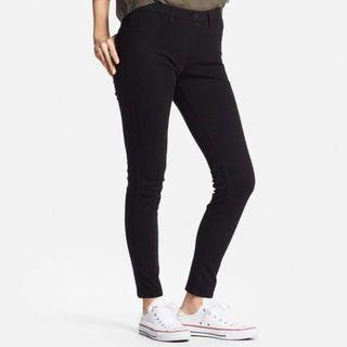 Uniqlo Ultra Stretch Jegging Pants | Denim Pants In Black