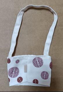 囍飲料環保手提袋