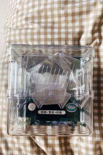 懸浮式多功能隔離盒(氣動式)