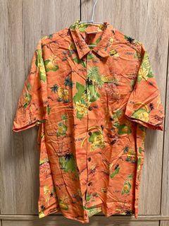 古著夏威夷短袖襯衫