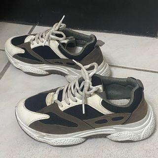 鞋子 增高鞋 老爹鞋 歐碼38