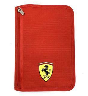 [現貨/ 全新]Ferrari萬用手冊組