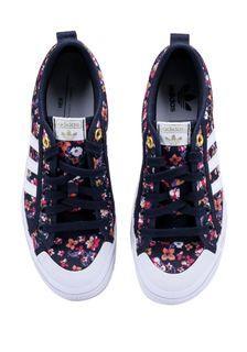 Adidas Nizza Platform Shoes