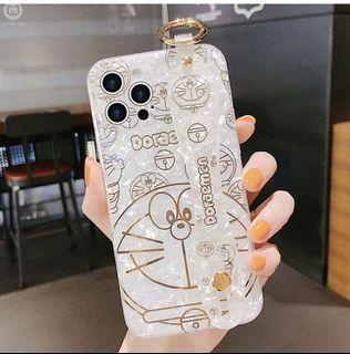 Apple iphone 12 mini 貝殼紋 矽膠卡通手機殼 高顏值 閃亮亮