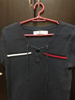 Authentic tommy knitted top