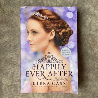 [BUKU IMPORT - ENGLISH NOVEL] Happily Ever After by Kiera Cass (Companion to The Selection Book Series) ORIGINAL