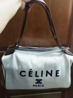 Celine Boston Cream Bag