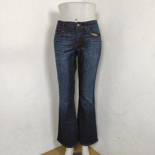 Cutbray jeans gap stretch