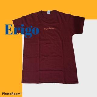 Erigo kaos tshirt