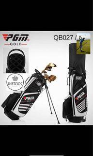 🚀INSTOCK PGM premium waterproof 14 way divider lightweight driving range golf stand bag