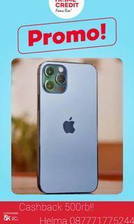 Iphone 12 pro cashback 1jt kredit dp murah tanpa kartu kredit