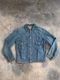 Jaket Jeans Big John