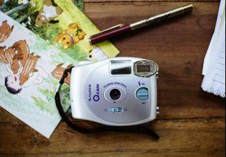 Kamera Analog Pocket Fujifilm QCam