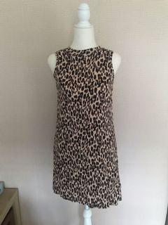 Kitschen Leopard Print Dress
