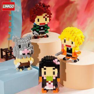 Lego Minifigures Demon slayer