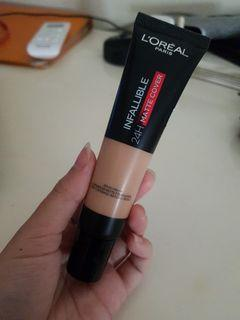 Loreal infallible matte cover