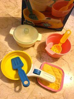 Mainan masak2an Fisher Price