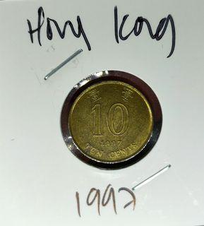 Old Coin Hong Kong 1997