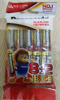 Panasonic鹼性電池