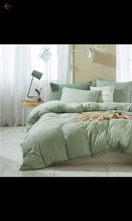 Quilt Cover/Duvet Cover with pillowcases