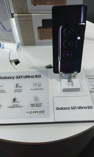 Samsung S21 ultra 512Gb bisa di cicil dp mulai 0%