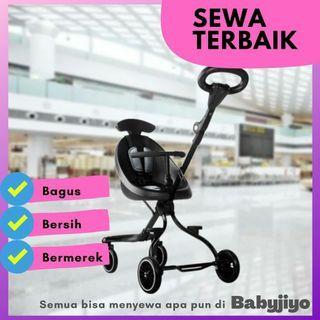 SEWA Stroller magic trike travelling
