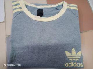 T shirt adidas bunga ringer turkey
