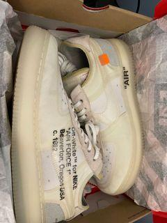 The 10 : Nike Air Force One Low Off-White