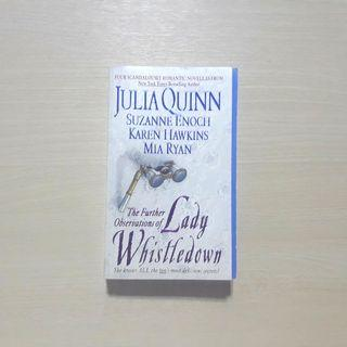 The Further Observations of Lady Whistledown by Julia Quinn, Suzanne Enoch, Karen Hawkins, and Mia Ryan
