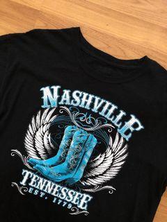 Tshirt Nashville baju #nakupgrade