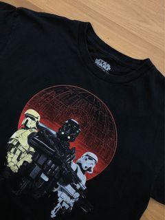 Tshirt Star Wars baju #nakupgrade