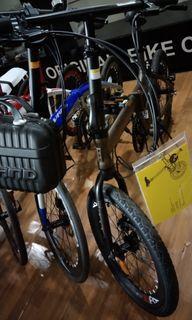 United Bike folding St 20 kredit mudah tanpa ribet syarat 2 dokumen saja proses cepat