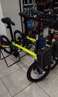 United Bike RE Arm 1x kredit tanpa ribet khusus ciciln tanpa kartu kredit