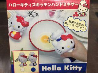 vintage hello kitty mixer