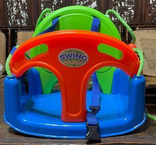 室內兒童椅型安全鞦韆