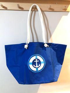 購物袋肩背包沙灘包海洋風度假風
